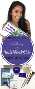 Pinterest Smile Direct Club First Impression
