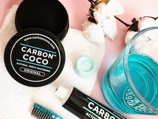 Carbon Coco - Activated Charcoal Teeth Whitening Treatment