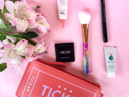 A Sideshow of Confidence - April Ipsy Glam Bag Review
