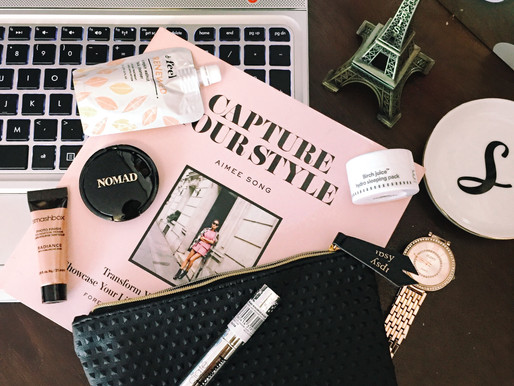 Like A Boss - September IPSY Glam Bag Review