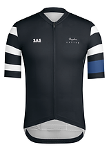 SAS Rapha Mens Black Jersey