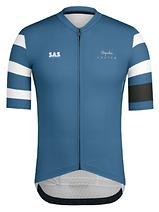 SAS Rapha Mens Blue Jersey