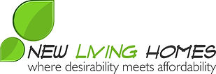 New Living Homes Logo - Leaf Left copy.j