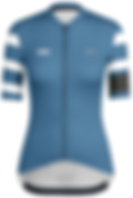 SAS Rapha Womens Blue Jersey