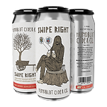 Humboldt Cider Swipe Right