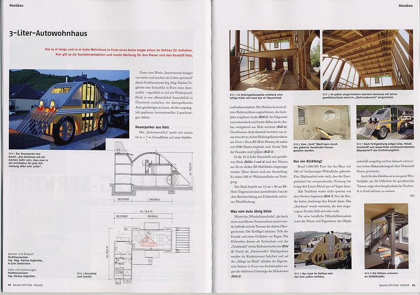 06-06-01 Bauen mit Holz - 3 Liter Autowo