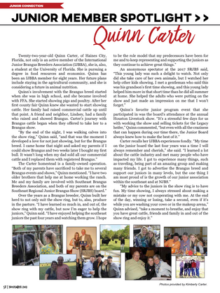 Member Profile Article by peywal