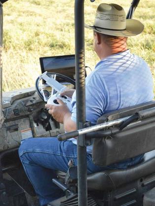 High-Tech Cattleman