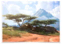 Adonis Archontides Postcards from Quarantine Kings Bay Madagascar Uncharted 4 A Thiefs End