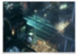 Adonis Archontides Postcards from Quarantine Miagani Island Gotham City Batman Arkham Knight