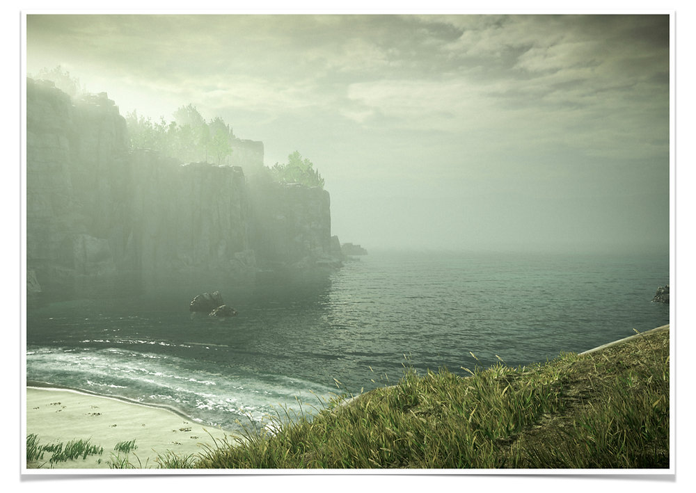 Adonis Archontides Postcards from Quarantine Western Cape Shadow of the Colossus