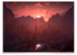 Adonis Archontides Postcards from Quarantine Valleymeet Horizon Zero Dawn