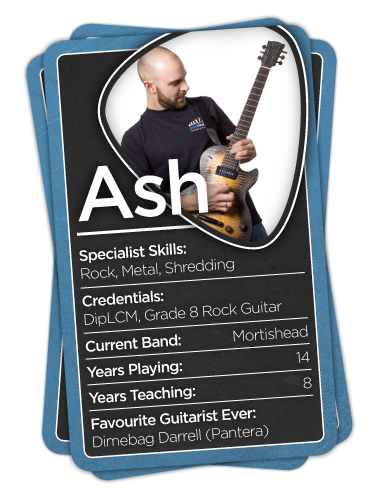 Mobile Guitar Lessons Portishead