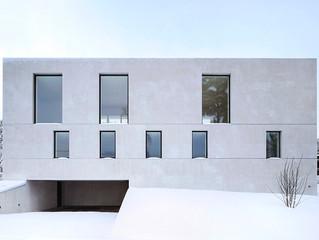 Villa Mörtnäs par fourfoursixsix