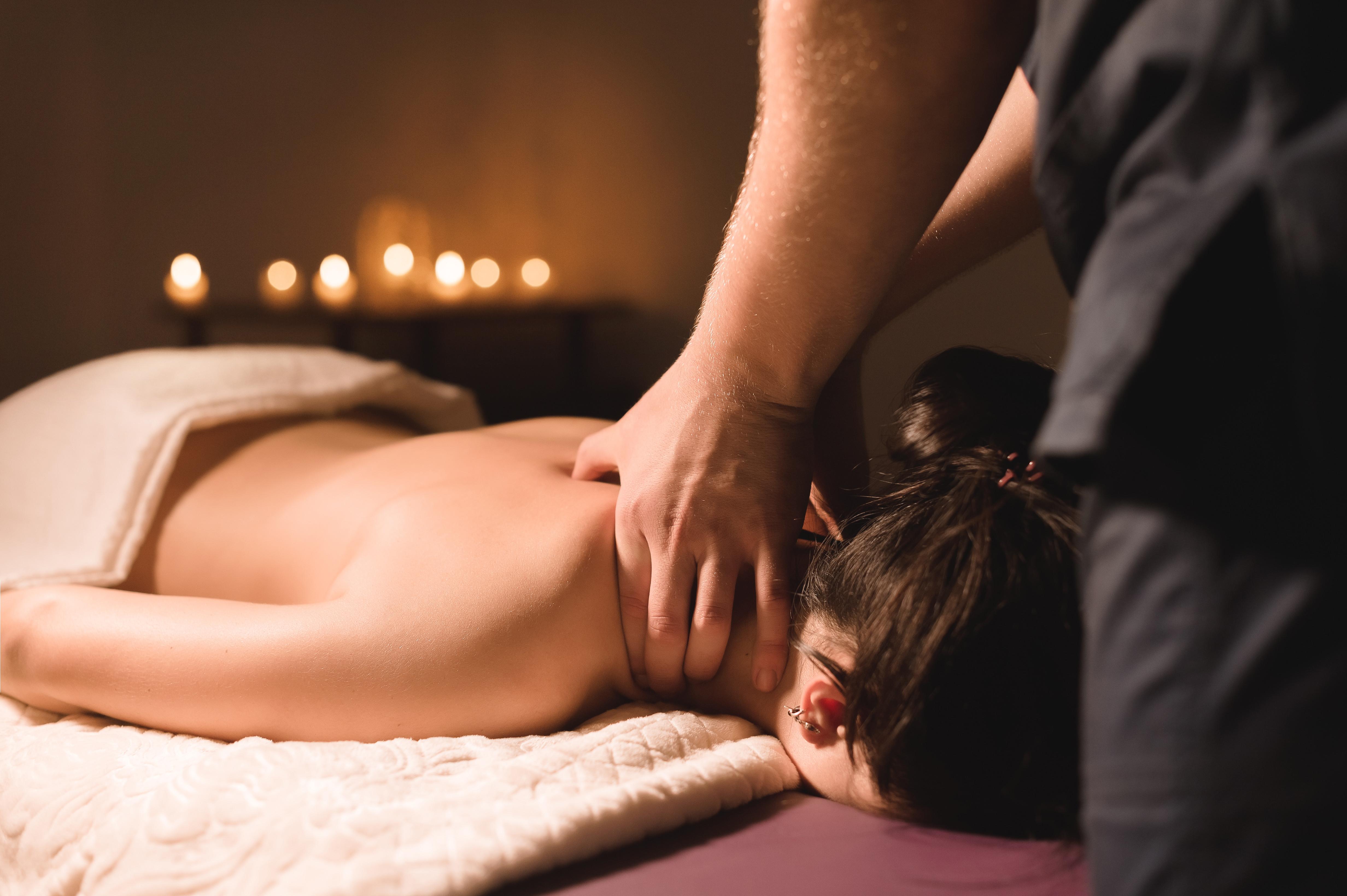 Massage Bien Etre 45 min (paiement intég