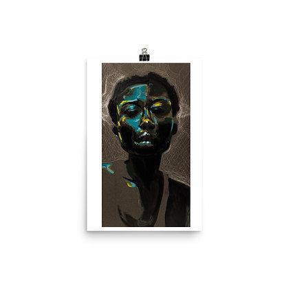 """Oluwatoyin Salau"" Original Art Print/Impresión de Arte Original"
