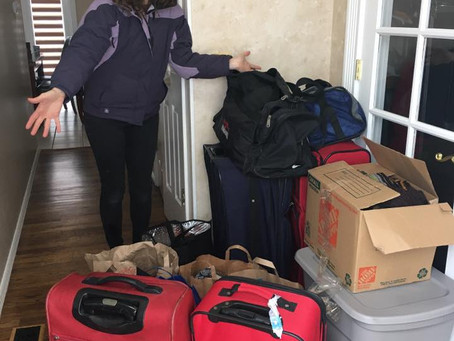 Fostering Futures needs YOU (to donate your luggage)!