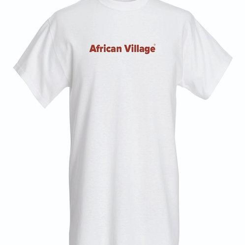 White AV T shirt