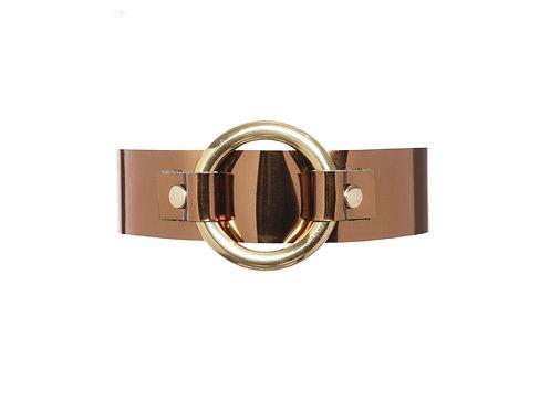 Mirror Bronze - GASP CHOKER