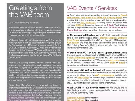 VAB News - 24/03/21