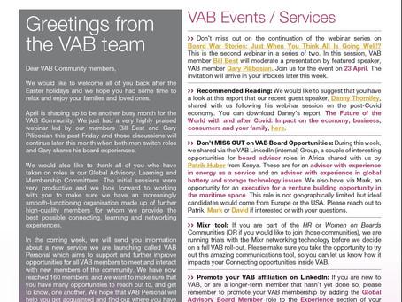 VAB News - 14/04/21