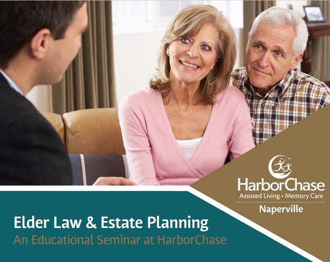 Elder Law and Estate Planning Educational Seminar