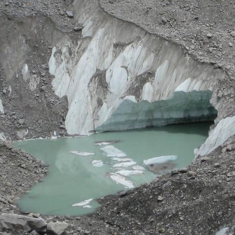 Khumbu Glacier, Everest Base Camp Trek