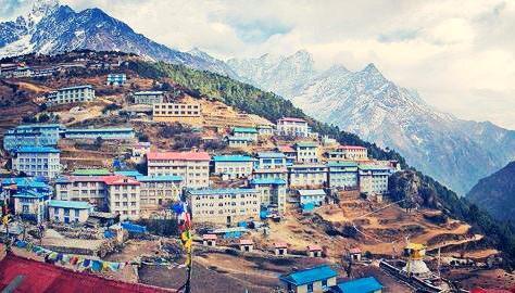Namche Bazar, Everest Region