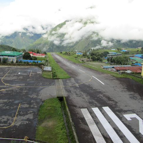 Lukla Airport, Gateway to Everest