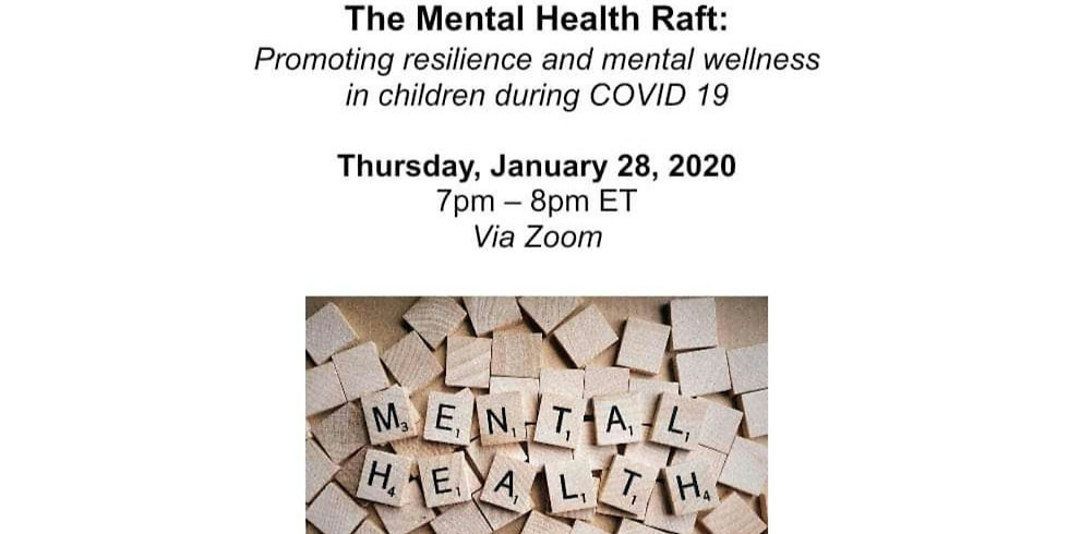 The Mental Health Raft