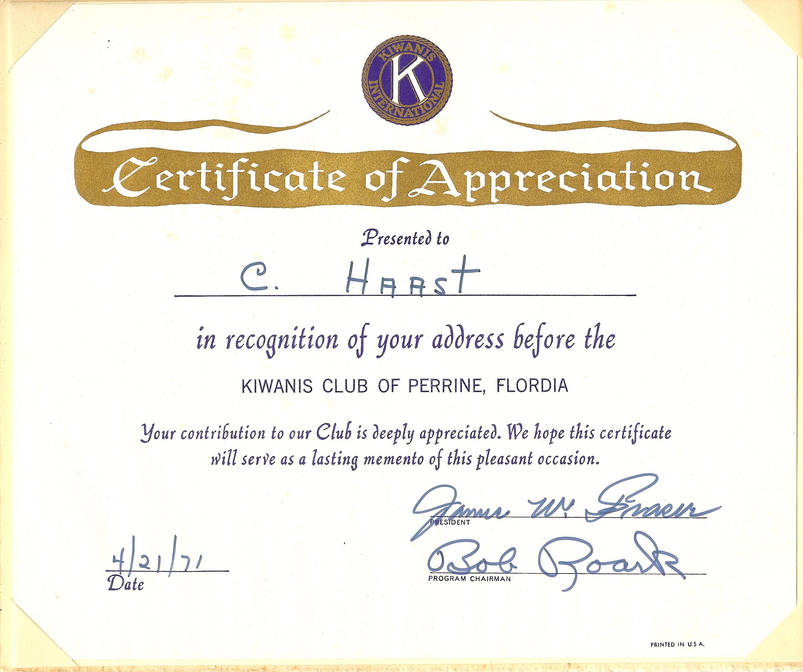 Certificate-71-4