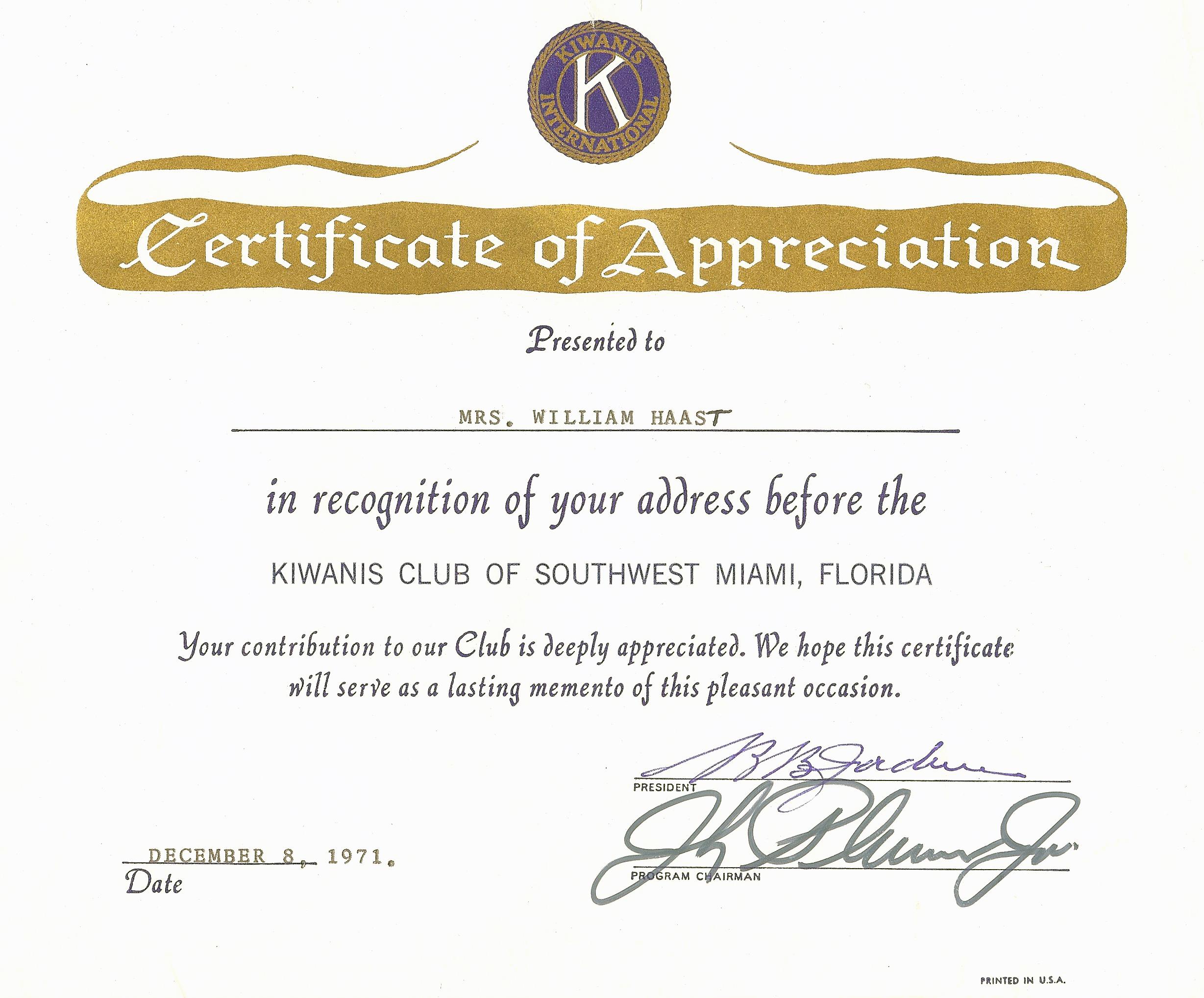 Certificate-71-12