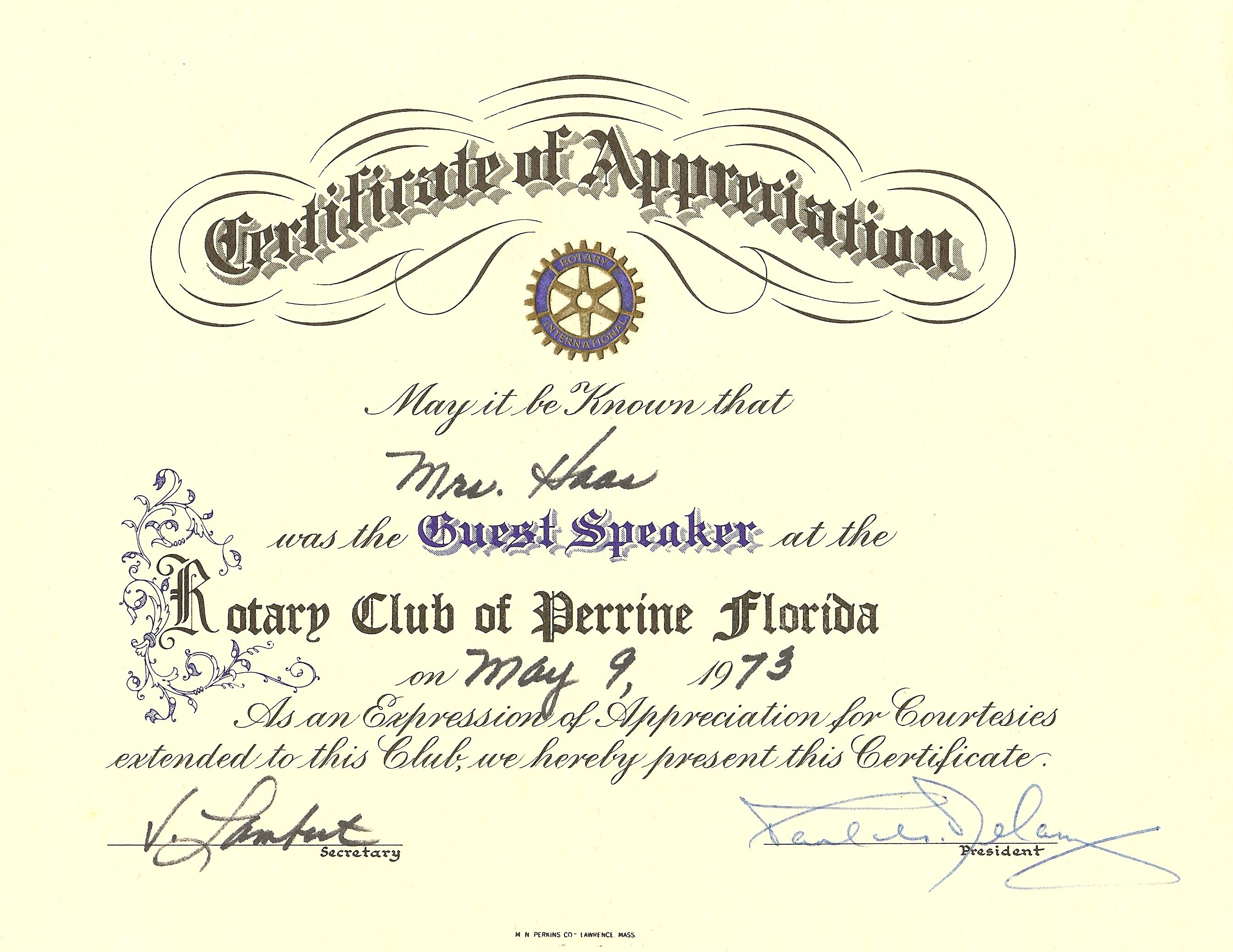 Certificate-73-3