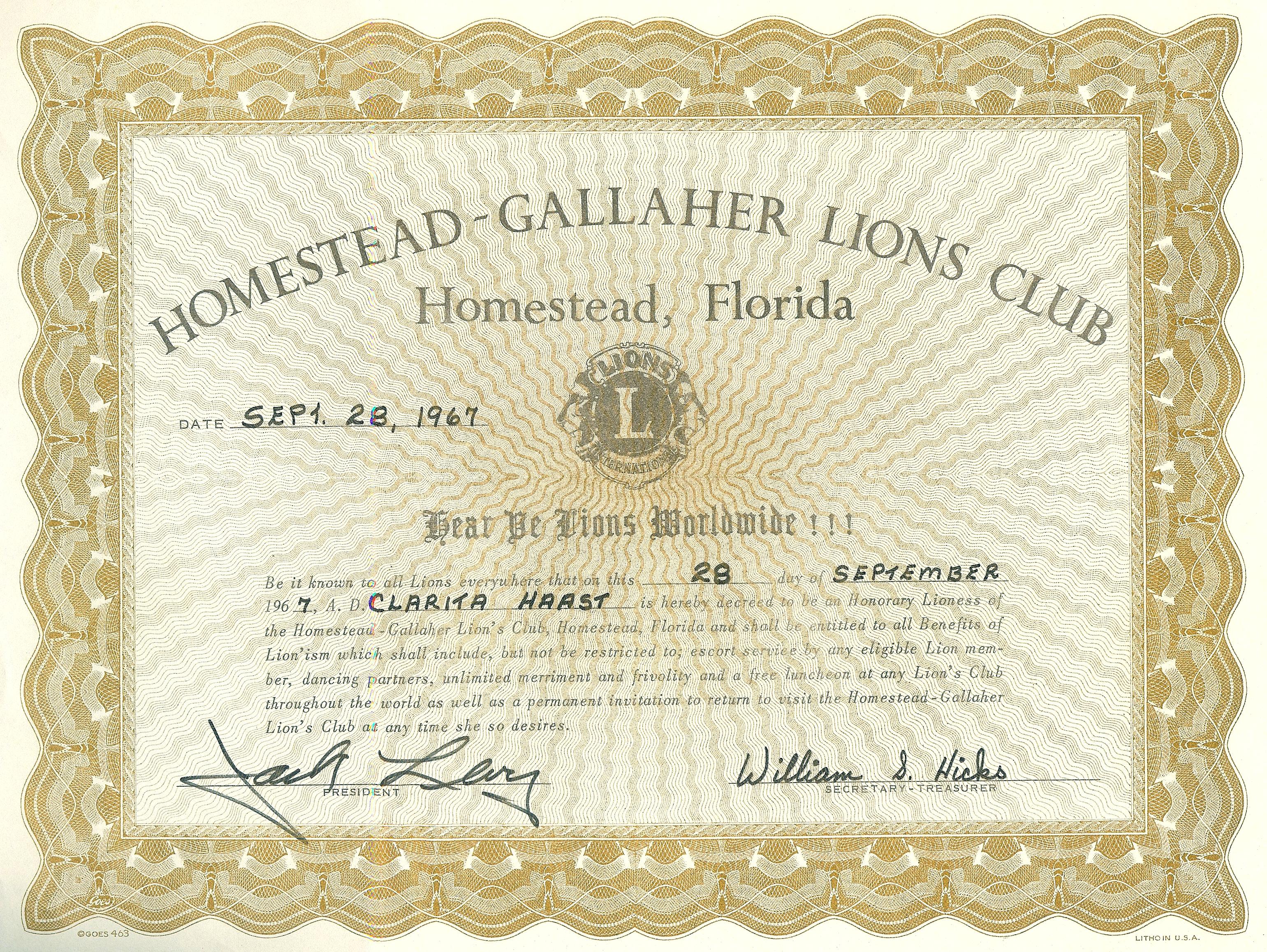 Certificate-67-9-A