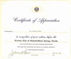 Certificate-77
