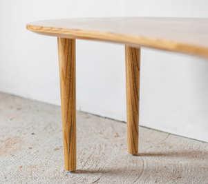 Sungkai GoFruit Coffee Table Legs