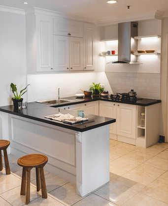 Project MOI,Custom Kitchen Set