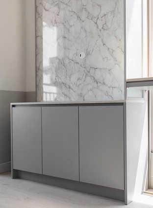 Project Depok, Custom TV Cabinet