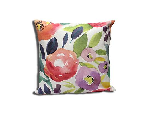 Seruni Living Marigold White Cushion