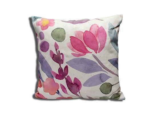 Seruni Living Lavatera Cushion