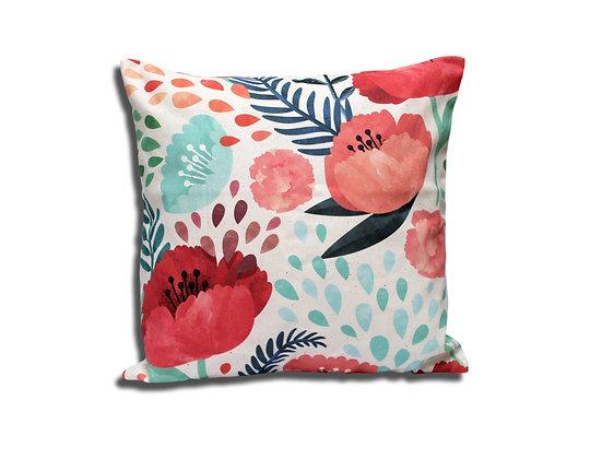 Seruni Living Dahlia Cushion