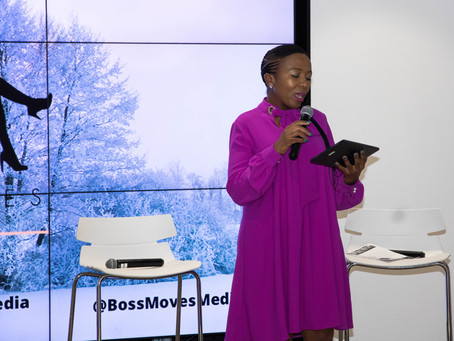 """Girls and women in media event, gave everyone courage that: """"women this is your time""""."""