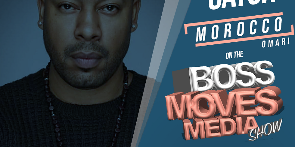Boss Moves Media Show Season 2 Premiere
