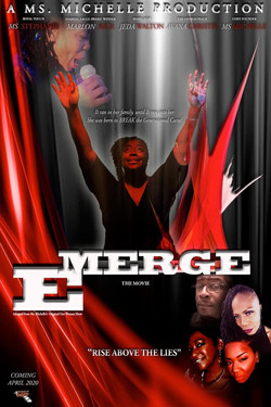 EMERGE Movie Poster