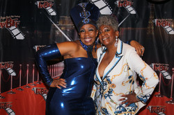Ms. Michelle and Avana Peachy