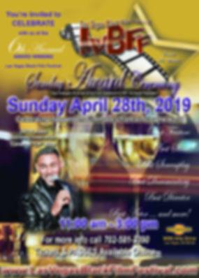 2019 LVBFF Sunday Award Ceremony