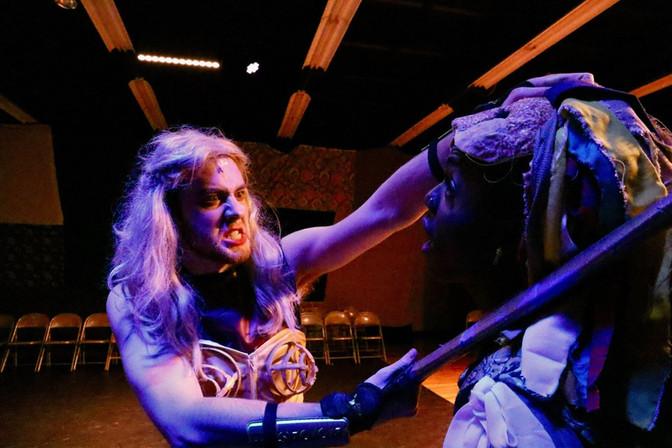 Musidorus slays the Lion