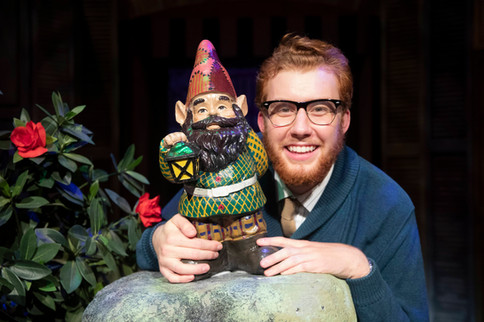 Raphael and his Gnome