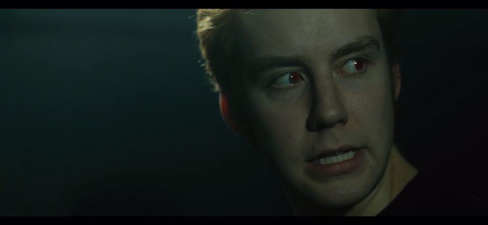 Red-eyed Spenser