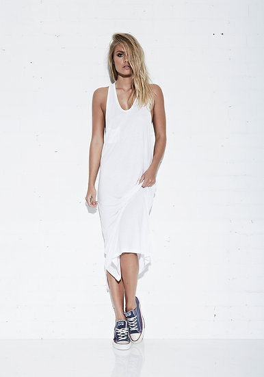 THE MUSCLE LONG DRESS